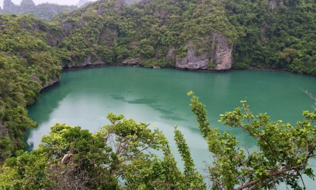 Isole thailandesi e dintorni