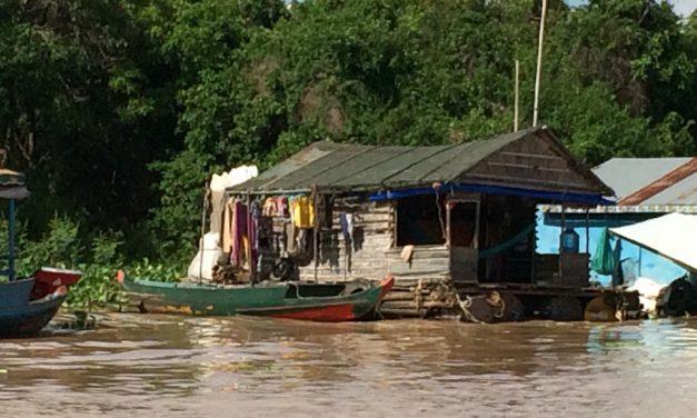 Last day in Cambodia