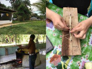 Villaggio - tostatura Iucca - braccialetti di corda