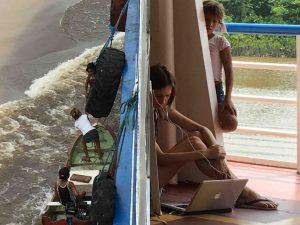 assalto delle pirate del fiume - noi