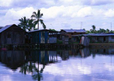 Almirante - Start to Bocas del Toro - Panama, Central America