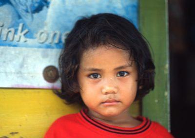 Beautiful Child - Fiji, Samoa
