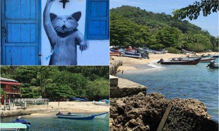 Capurganà: verso il confine tra Colombia e Panama
