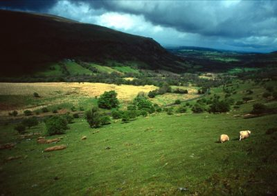 Beautiful Valley - Wales