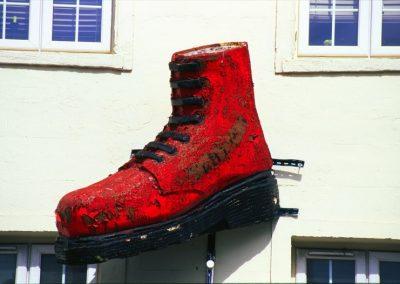 Big Boot - Camden Town - London, England