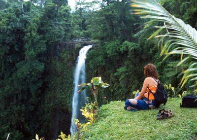 Big Fall - Fiji, Samoa