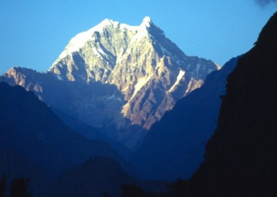 Big Mountain - Nepal