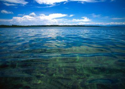 Blue and Green Sea - Bocas del Toro - Panama, Central America