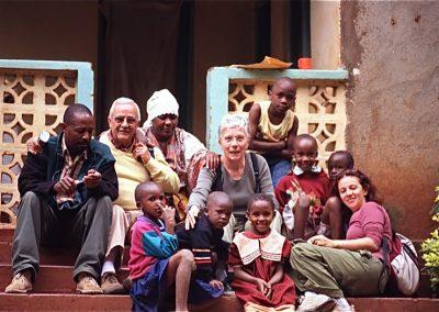 Brayson Familiy - Moshi - Kenya - Tanzania
