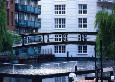 Canal - London, England