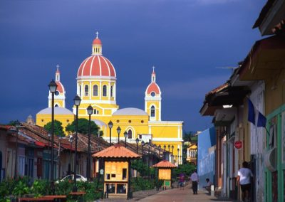 Cathedral - Granada - Nicaragua, Central America