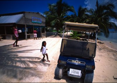 Caye Caulker - Belize, Central America