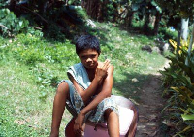 Child - Fiji, Samoa