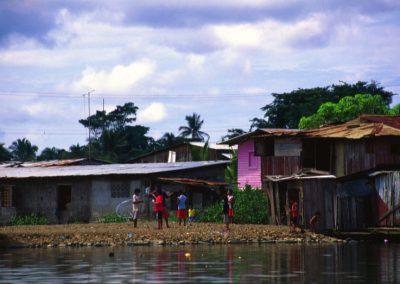 Children - Bocas del Toro - Panama, Central America