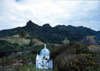 Church - Levuka - Fiji