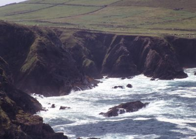Coast and Rough Seas - Ireland