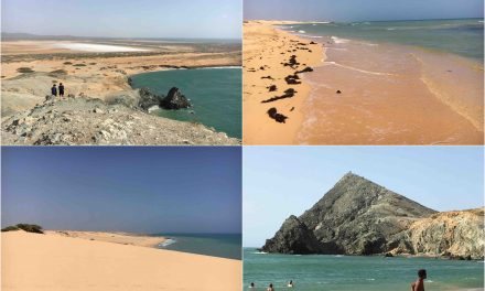 Guajira Peninsula – the northernmost place in South America