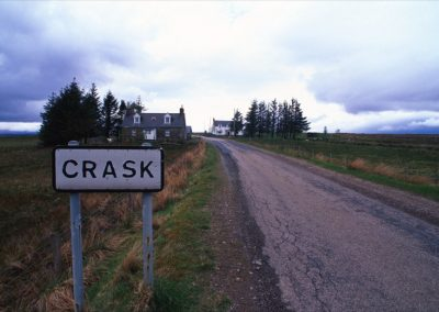 Crask - The Smallest Village in the World, Scotland