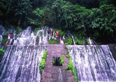 Dives - Ruta de Las Flores - El Salvador, Central America