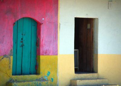 Doors - Leon - Nicaragua, Central America