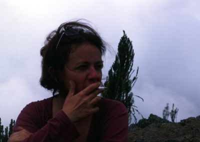 Extreme Smoking - Kilimanjaro Trekking - Tanzania