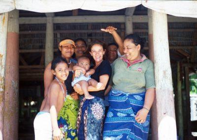 Family - Fiji, Samoa