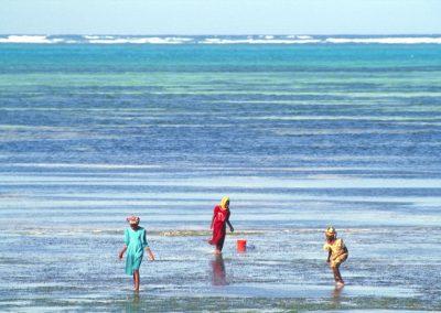 Female Fishers - Zanzibar, Tanzania