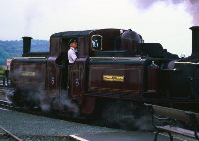 Ffestiniog railway - Wales
