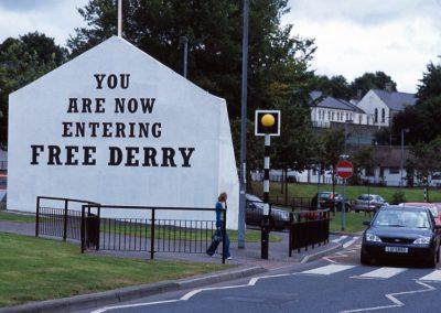 Free Derry - Ireland