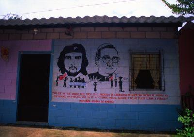 Guerrillas Trek - Cinqueira - El Salvador, Central America