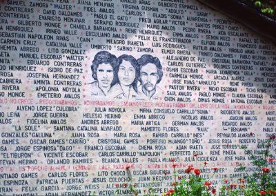 Guerrillas Trek - Wall of Death - Cinqueira - El Salvador, Central America
