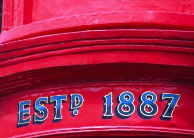 House Sign - London, England