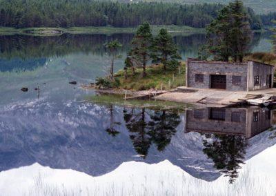 Lake's reflex - Ireland