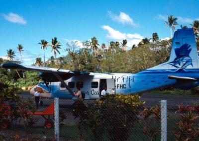 Little Airport - Fiji