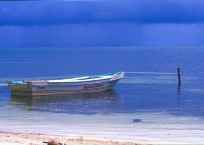 Little Boat - Caye Caulker - Belize, Central America