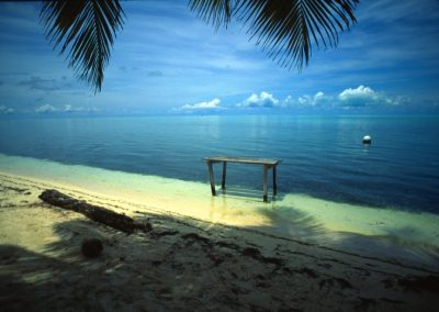 Little Island around Blue Hole - Belize, Central America