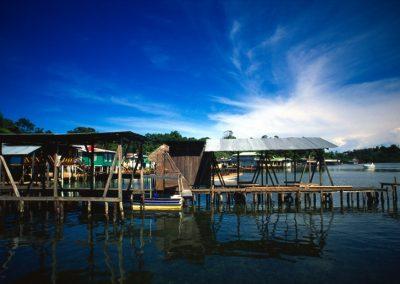 Little Pier - Bocas del Toro - Panama, Central America