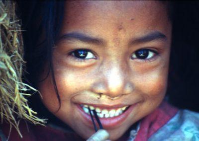 Lovely Girl - Nepal