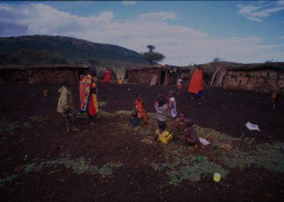 Maasai Village - Kenya