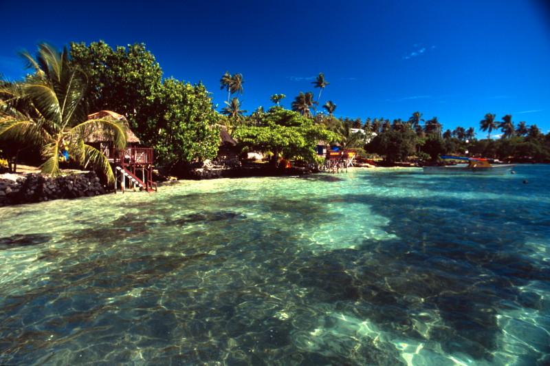 Photos from Fiji and Samoa