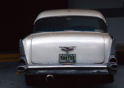 Old car - Panama City - Panama, Central America