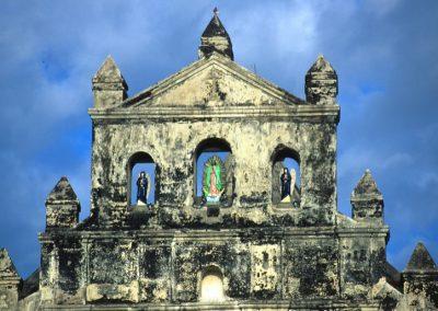 Old Church - Leon - Nicaragua, Central America