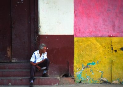 Old Man - Leon - Nicaragua, Central America