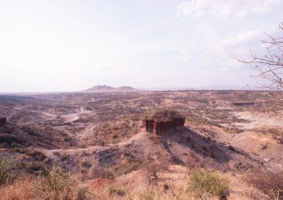 Olduvai Gorge - Tanzania