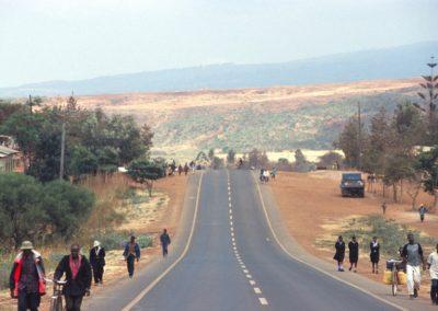 On the Road Again - Tanzania