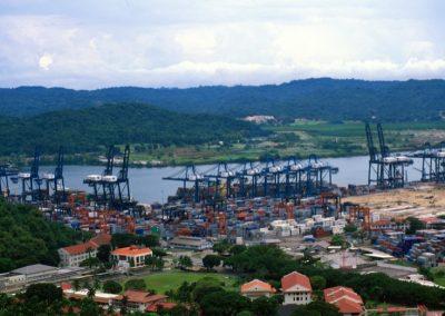 Panama Canal - Panama City - Panama, Central America