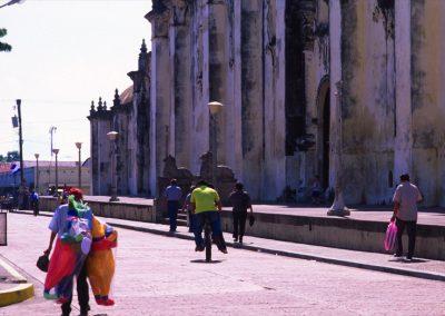 People Around - Leon - Nicaragua, Central America