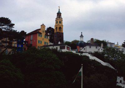 Portmeirion Village - Wales