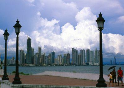 Promenade - Panama City - Panama, Central America