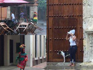 rain in cartagena colombia 300x225 - Da Riohacha e Palomino verso Cartagena